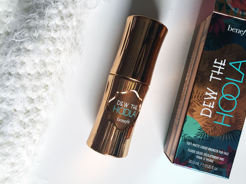 Benefit Dew the Hoola product