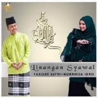 Lirik Lagu Noraniza Idris & Fadzlee Sufri Linangan Syawal