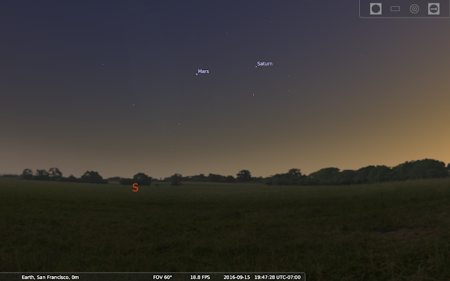What Planets Are Out Tonight?