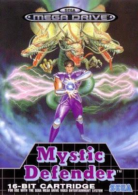 Rom de Mystic Defender - Mega Drive - PT-BR