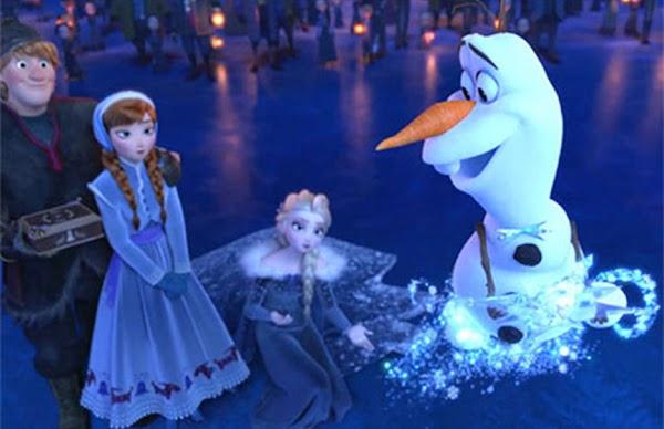 Convocan a marcha para que omitan corto de Frozen en Coco