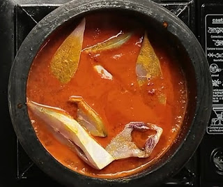 How to make indian fish curry step by step