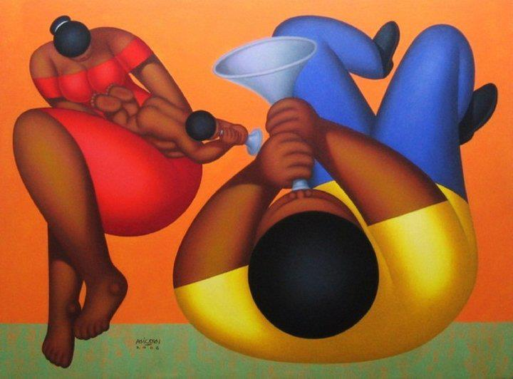 Wilfredo Alicdan | Filipino Figurative painters