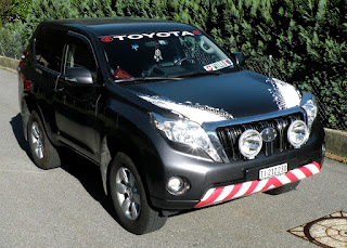 Toyota adventure safari