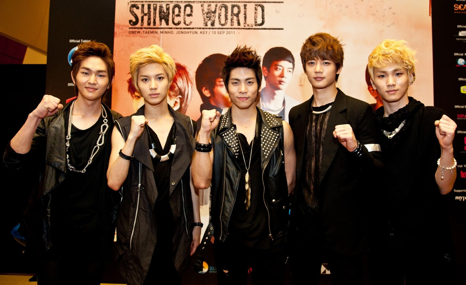SHINee 샤이니 Members Profile | All Yours !!