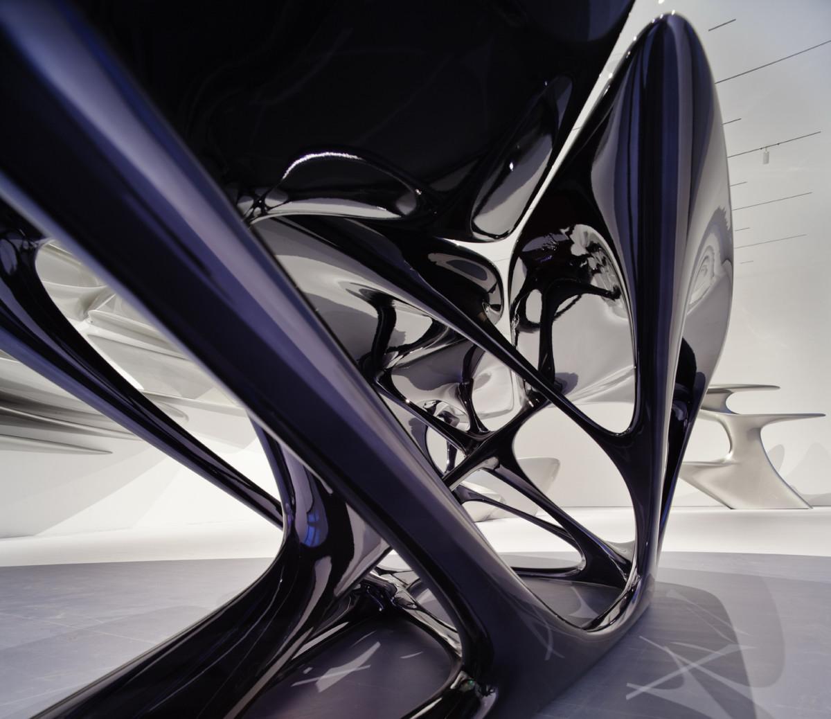 Arquitectura Y Dise O Los Mejores Interiores Y Casas De Dise O  # Muebles De Zaha Hadid