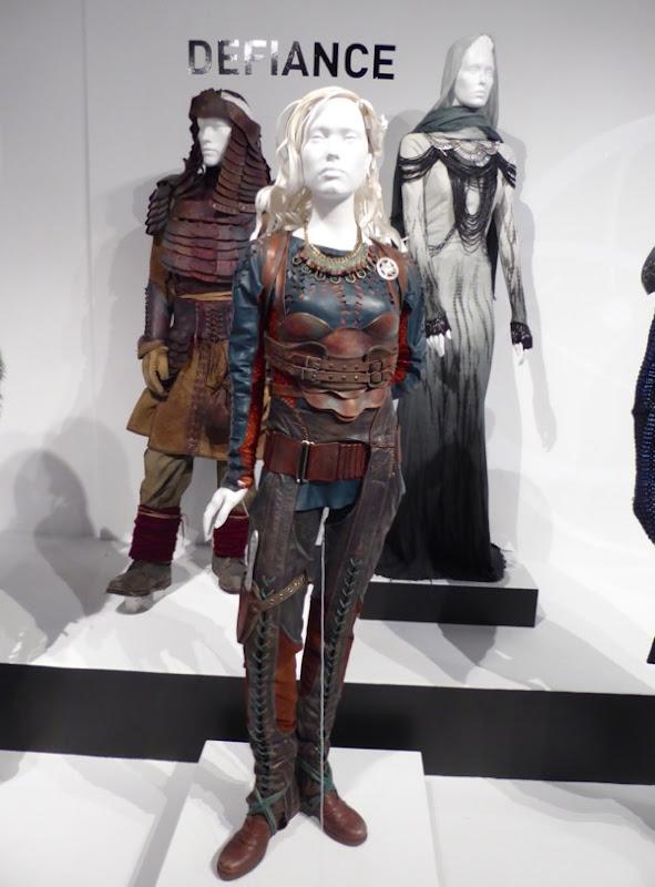 Stephanie Leonidas Defiance Irisa costume