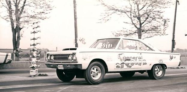 Just A Car Guy: I just learned of a Mopar B body drag racing