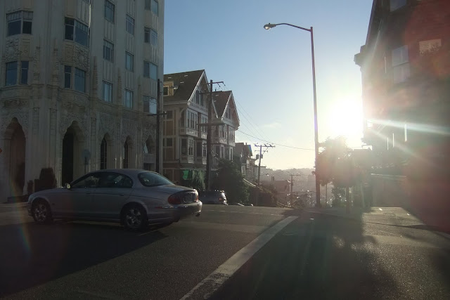 sf-view2 サンフランシスコ風景(晴れ)