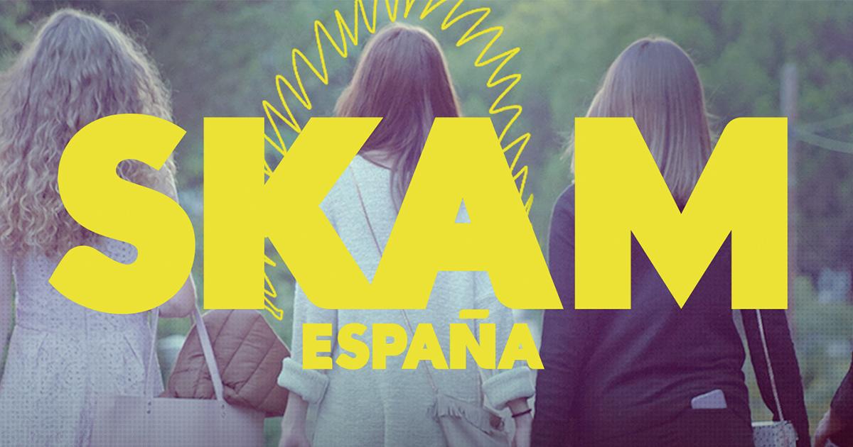 Imagen promocional de 'Skam España'