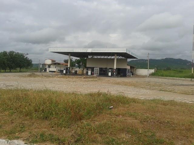 Posto de combustíveis é assaltado na zona rural de José da Penha