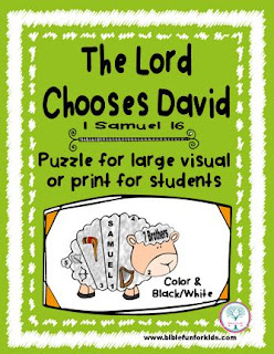http://www.biblefunforkids.com/2015/09/cathys-corner-david-anointed-king.html