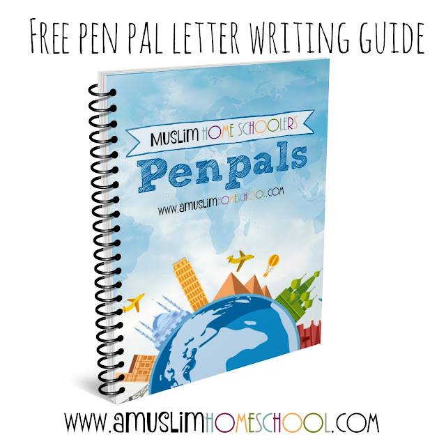 free penpal guide for kids
