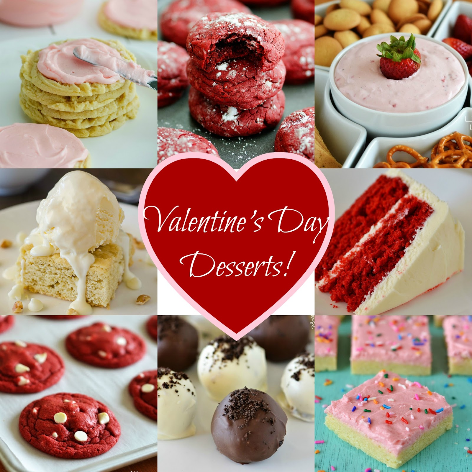 20 Best Valentine S Day Desserts The Country Cook