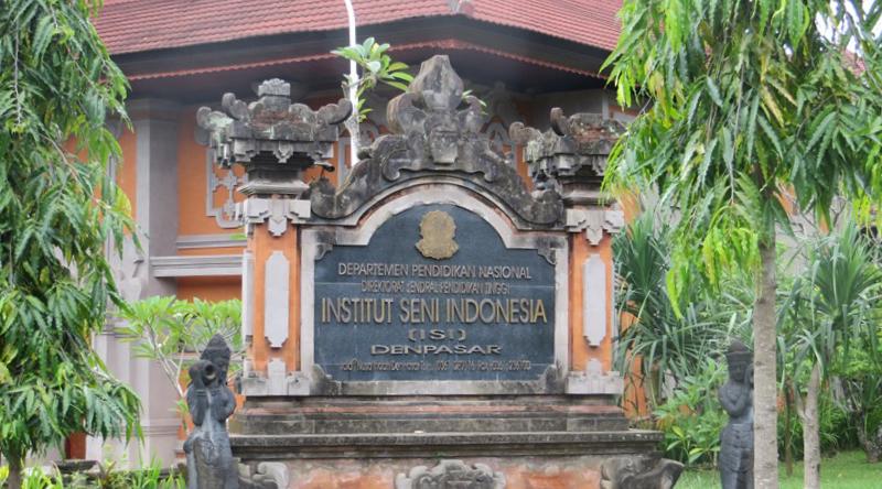 Institut Seni Indonesia Denpasar - Provinsi Bali akreditasi A di Indonesia Timur