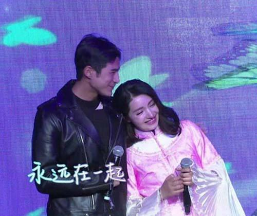 jiang chao madina memet couple