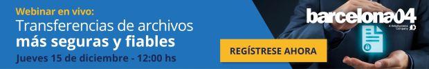 Webinar Barcelona04 - Transferencias de archivos más seguras y confiables
