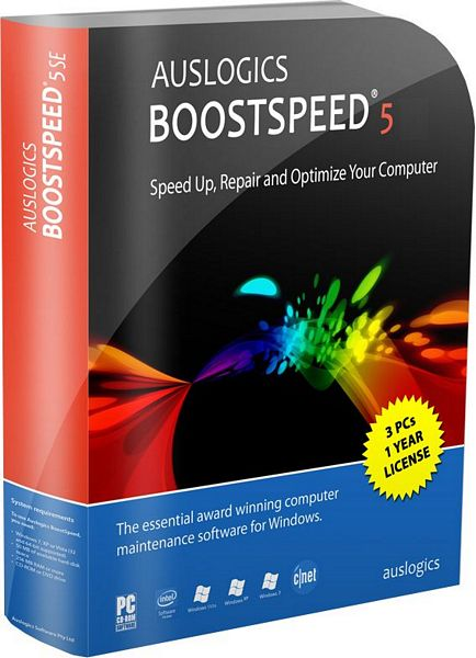 Download AusLogics BoostSpeed 5.5 + Ativação