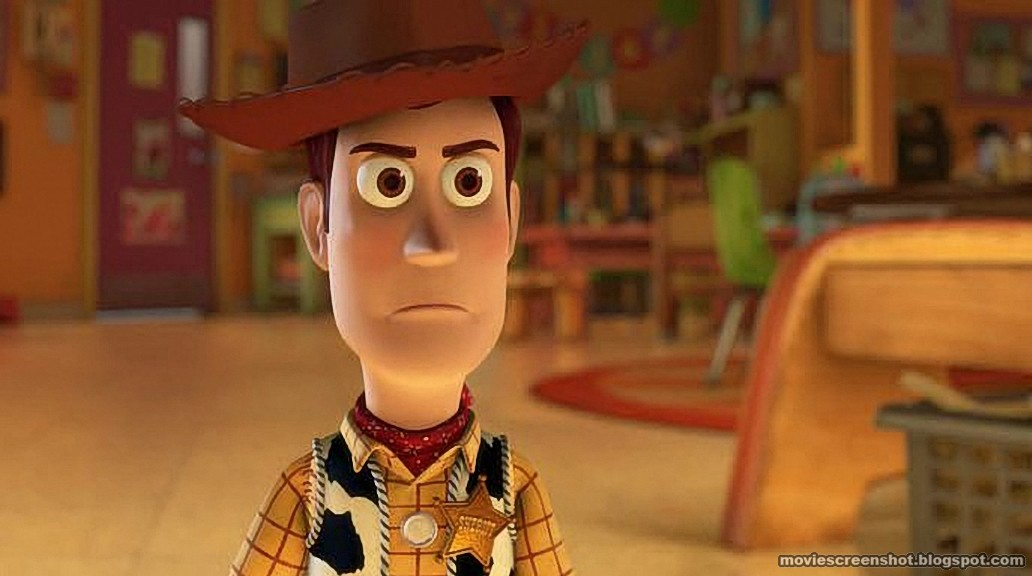 Toy Story 3 movie scre...
