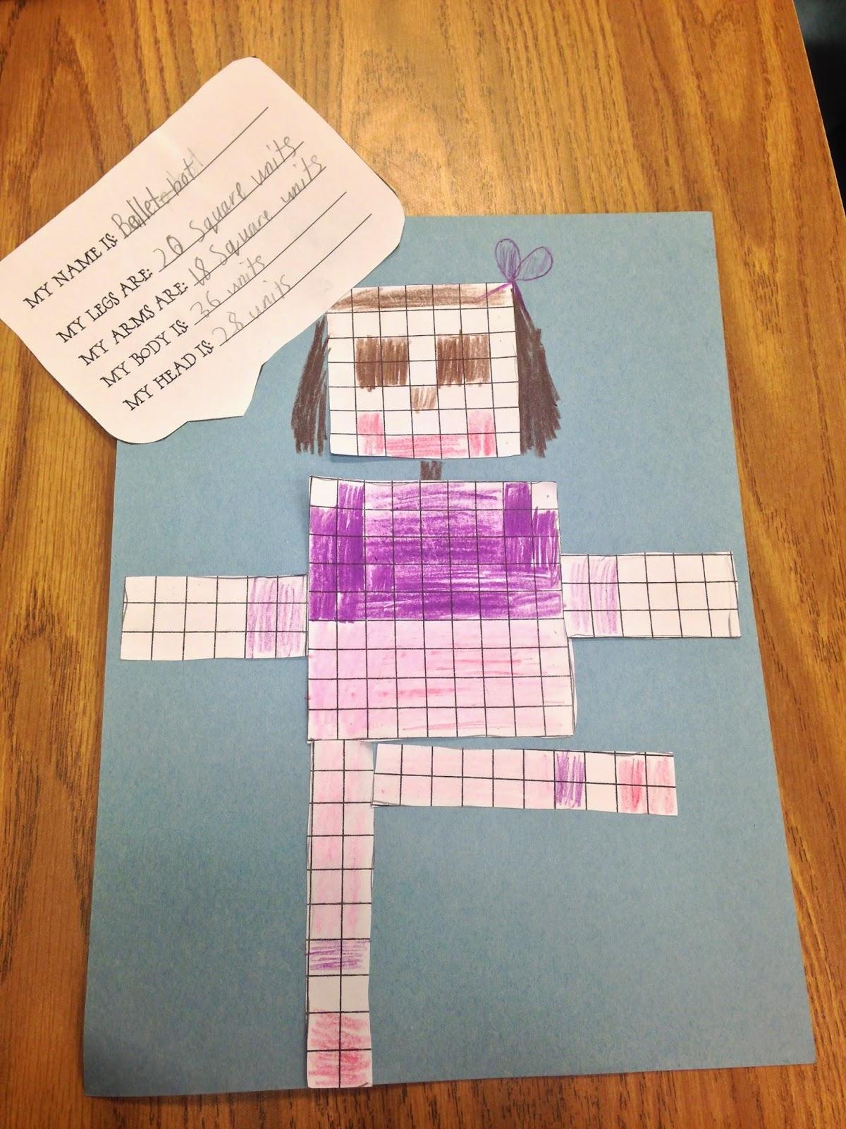 Teacher Deals And Dollar Steals Area And Perimeter Robot