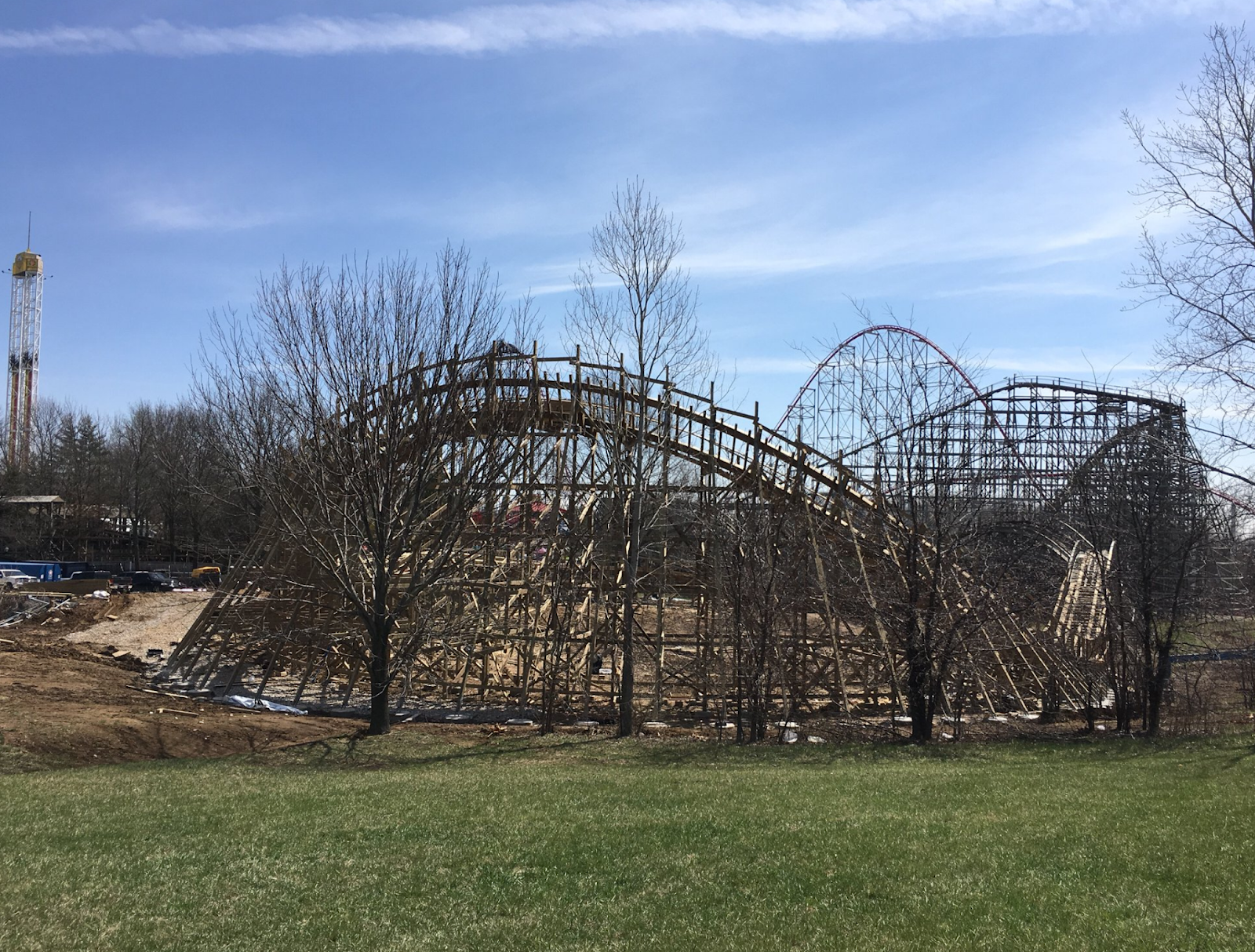 Nordic Chaser: NewsPlusNotes: Worlds Of Fun Shares Timber Wolf + Nordic