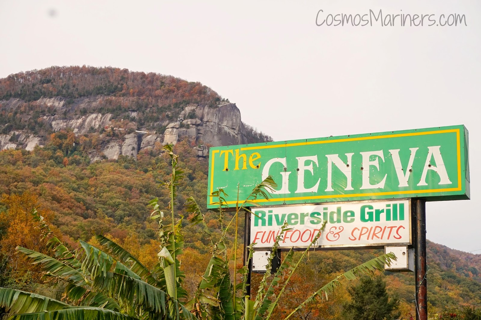 Geneva Riverside Motel Lake Lure Nc Cosmosmariners