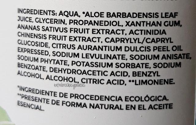 gel micelar vera and the birds