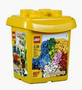 Lego Assorted Color Bricks Blocks
