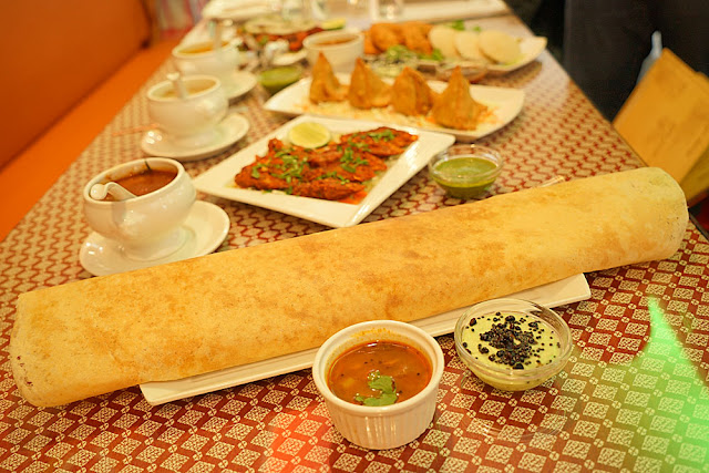DSC06188 - 熱血採訪│我帶著翻譯人員一起前往公益路斯里印度餐廳約訪的經驗談