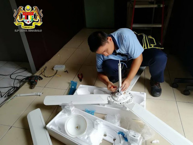 Permohonan Kursus Separuh Masa Pendawaian Elektrik Di ILP Kota Kinabalu