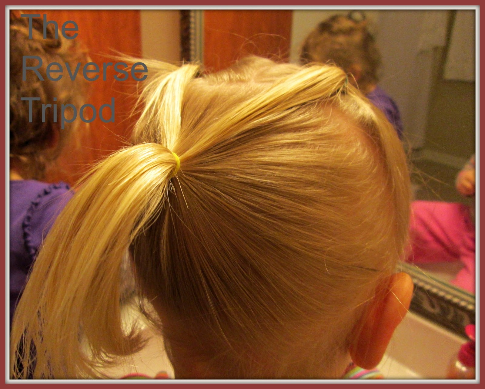 Little Girl Hairstyles Updos: THE REHOMESTEADERS: 10 Easy Hairstyles For Little Girls
