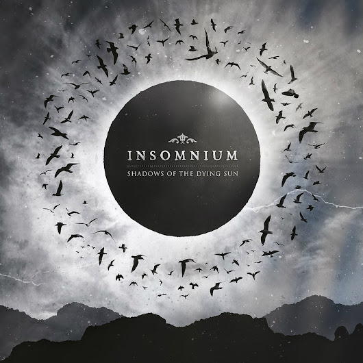 "ALBUM REVIEW: Insomnium - ""Shadows Of The Dying Sun"""