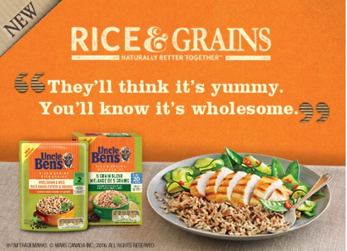Uncle Ben's Buy 2 Get 1 Free Coupon