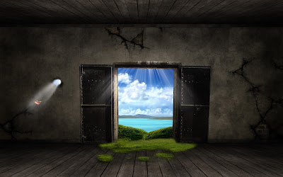 Cánh cửa không bao giờ khoá