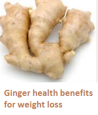 Amazing benefits of (adrak) ginger for weight loss