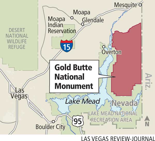 The Guzzler President Obama Declares Gold Butte A