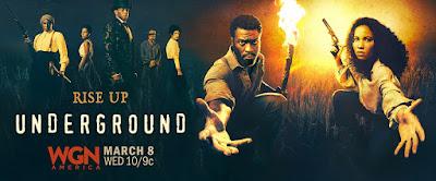 Underground Season 2 Banner Poster 1