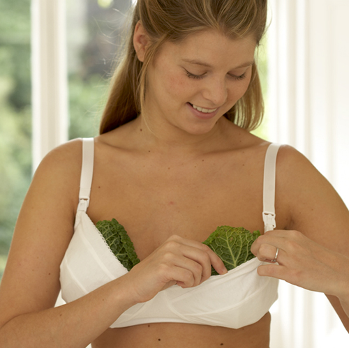 After seeing the results of putting cabbage leaves on your breasts, you'll definitely try this!