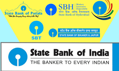 SBI Merger with Five Associate Banks