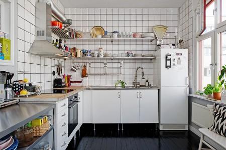 Hogares frescos 51 metros cuadrados llenos de detalles for Como decorar apartamento de 42 metros cuadrados