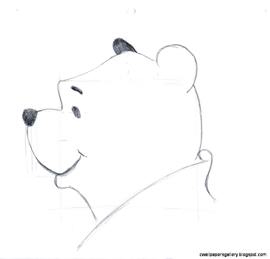 Disney Characters Drawings Easy | Wallpapers Gallery