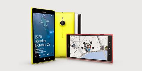 Fitur dan Spesifikasi Nokia Lumia 1520