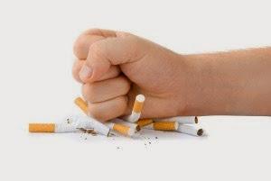 Cara menambah berat tubuh dengan berhenti merokok