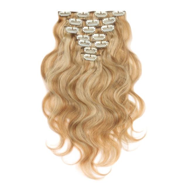 Human hair extension, entension hair, maintain human hair clip, she in hair