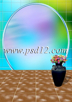 Free Download PSD Studio Background