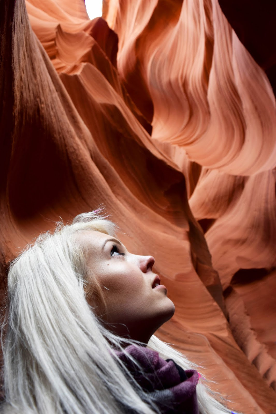 lower antelope canyon, horseshoe bend, Arizona, travel, trip, german blondy