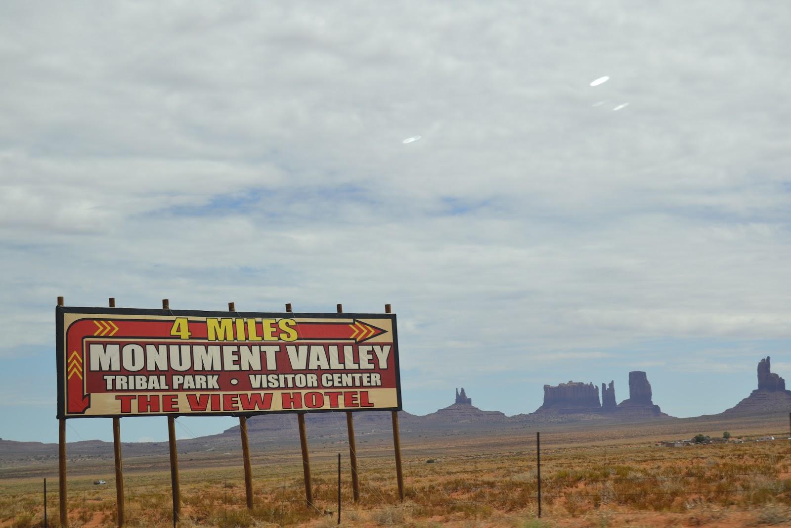 El Blog Info Ultima Noche En Las Vegas: Que Nos Vamos Pa América!!: SEGUIMOS EN ARIZONA: MONUMENT