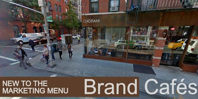 Image Attribute: Chobani Cafe at 152 Prince St, New York / Source: Google Street View
