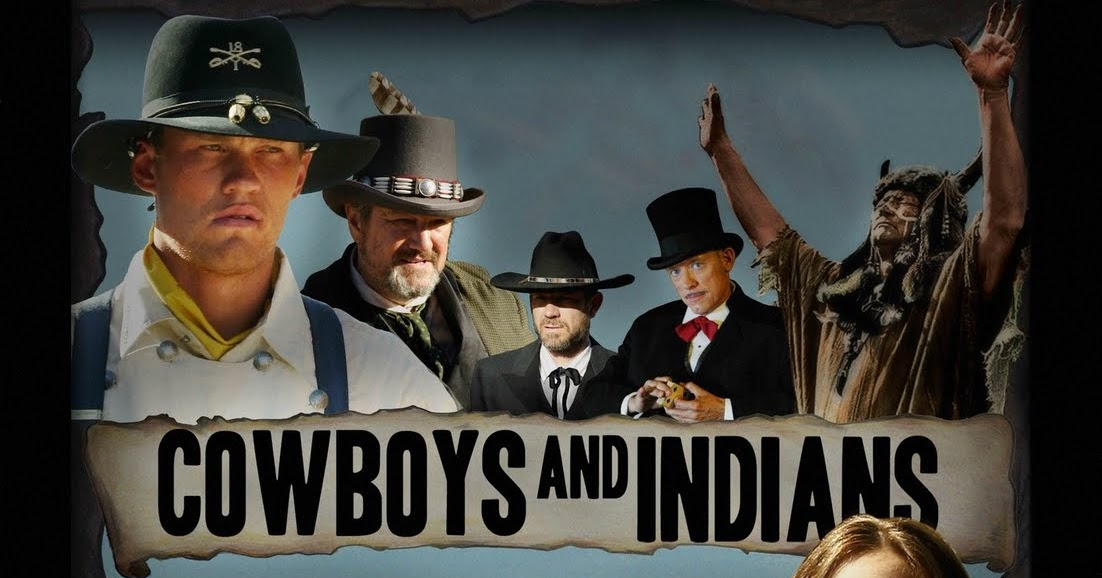 Cowboys And Indians 2011 | Movies Album Covers