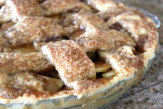 Ambrosial Apple Pie